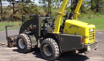 Chargeur sur roues Benco TC-656-Location avec opérateur full