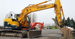 Pelle Hyundai 235LCR