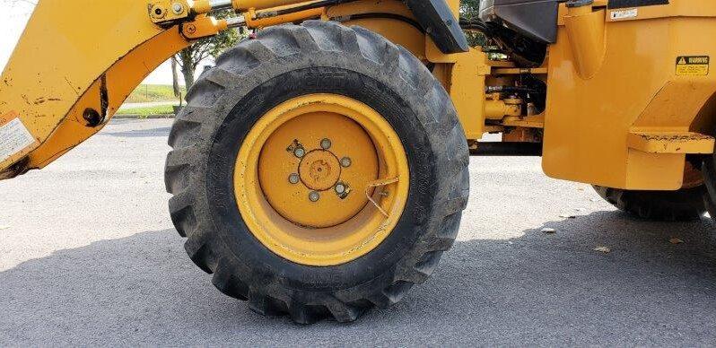 TCM-Chargeur sur roues usagé plein