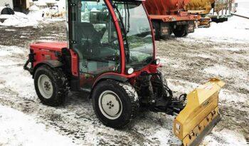 tracteur articulé hydrostatique