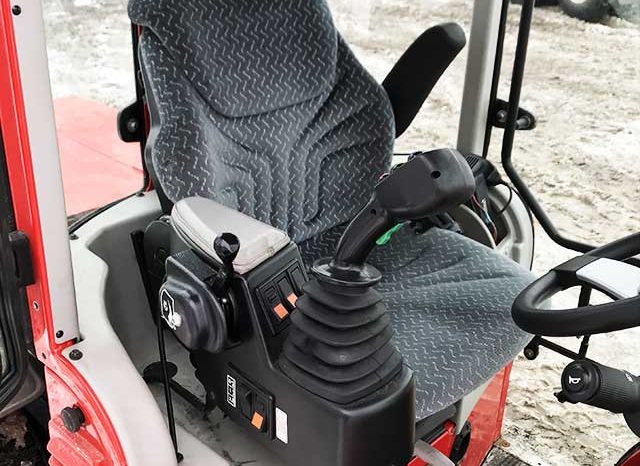 2017 Carraro-SP 5008 Tracteur-Articulé full