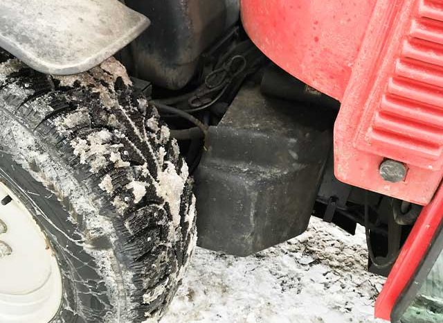 2017 Carraro-SP 5008 Tracteur-Articulé full