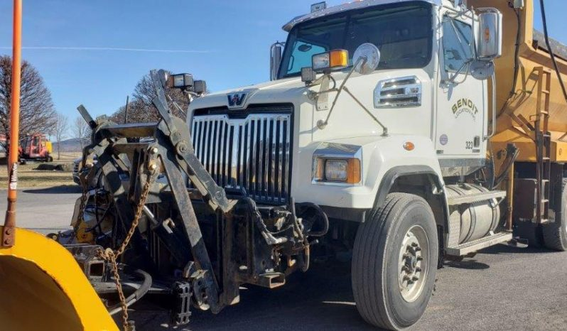 2015 CAMION WESTERN STAR 4700 SF 10 ROUES full