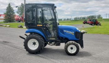 tracteur new holland boomer 24