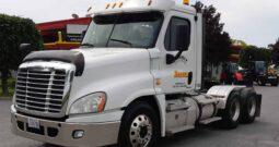 2012, Camion à neige Freightliner, modèle Cascadia