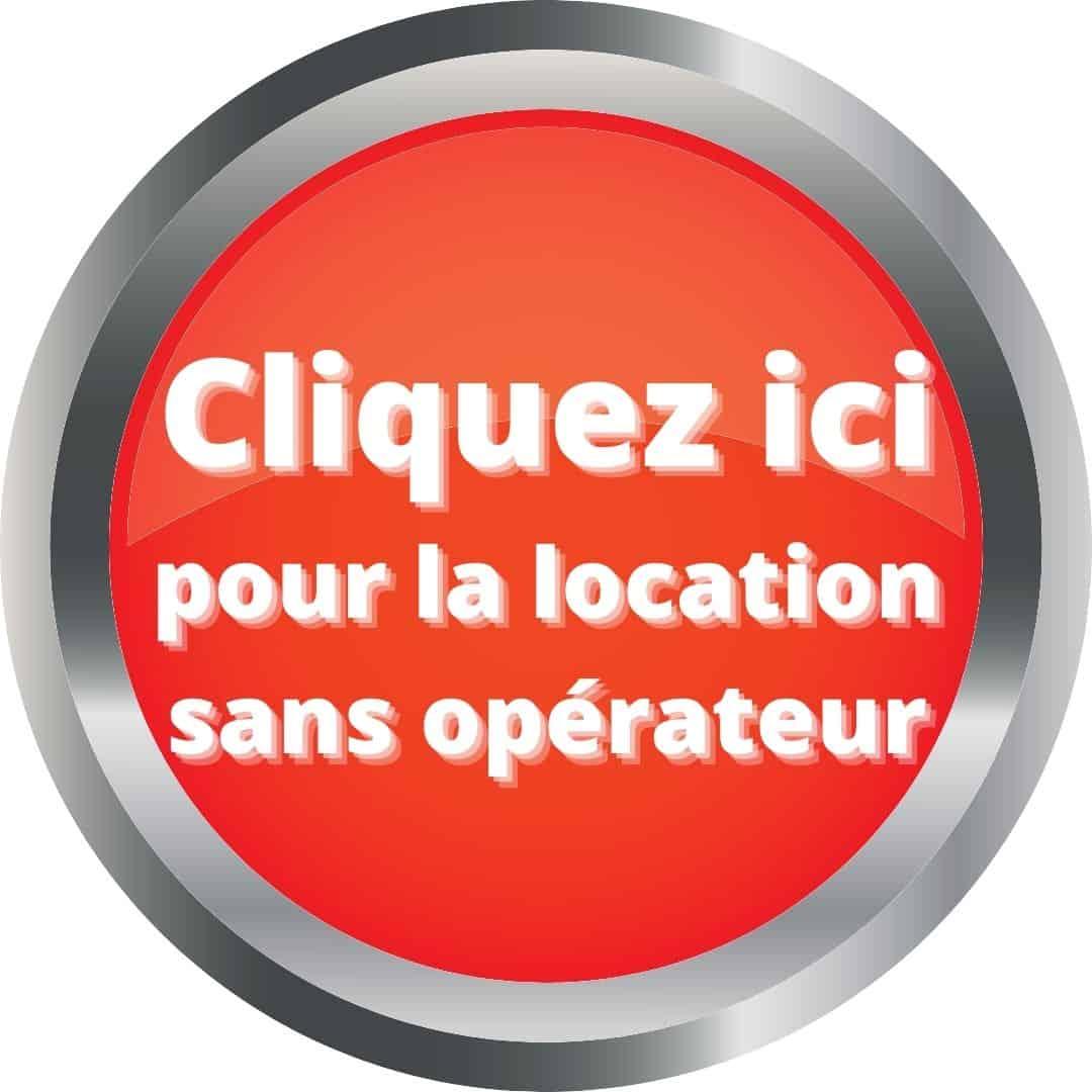 LOCATION PELLE MÉCANIQUE ET AUTRE MACHINERIES LOURDES AVEC OPÉRATEUR 16